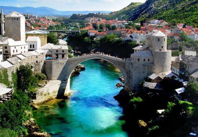 Evliya Çelebi Gözünden Mostar Köprüsü