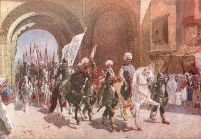 Yavuz Sultan Selim, Sadi Bey, Kurtbay ve Tumanbay'ın Konuşmaları