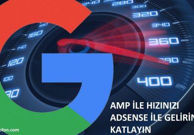 AMP Adsense Ekleme