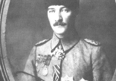 Mustafa Kemal Atatürk'ün Haç Nişanesi