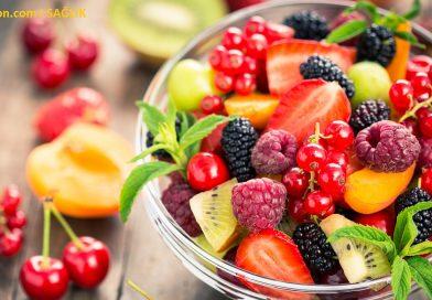 Gece Meyve Yemek Kilo Aldırır mı?