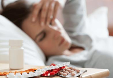 Uyumadan önce ağrı kesici içilir mi ?