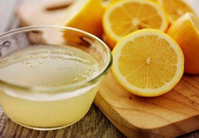 Tok Karnına Limon Suyu İçmek