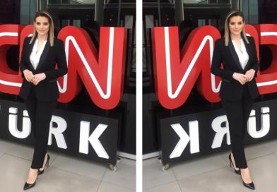 CNN Türk Sunucusu Göksu Öngören Özgür Kimdir? Nereli ve Kaç Yaşında?