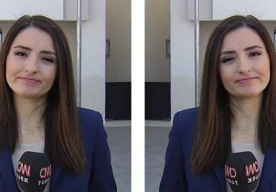 CNN Türk Muhabiri Duygu Ayaz (Bayram) Kimdir? Nereli ve Kaç Yaşında? Boyu Kaç?