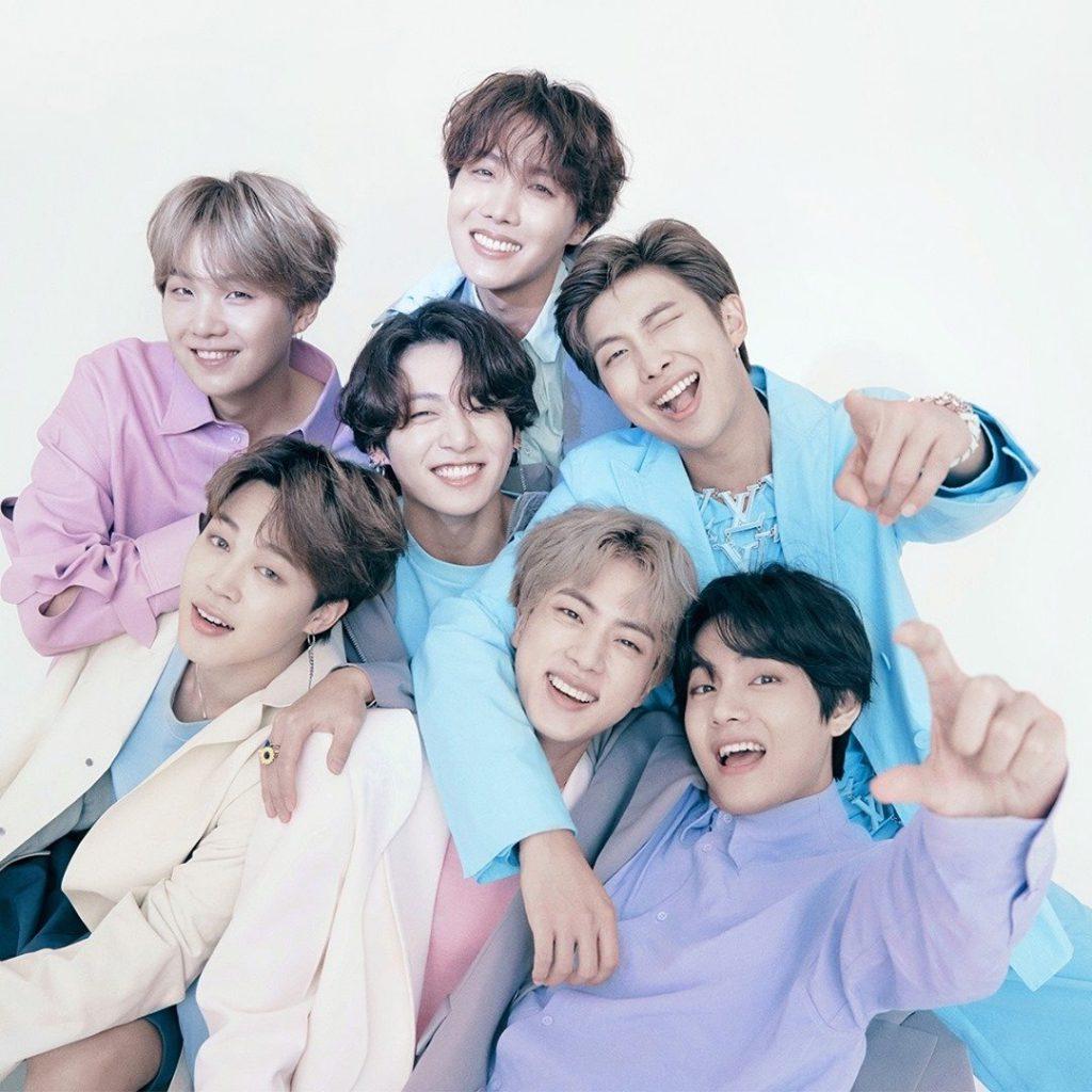 BTS Üyeleri Kimdir?